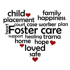 Foster care words