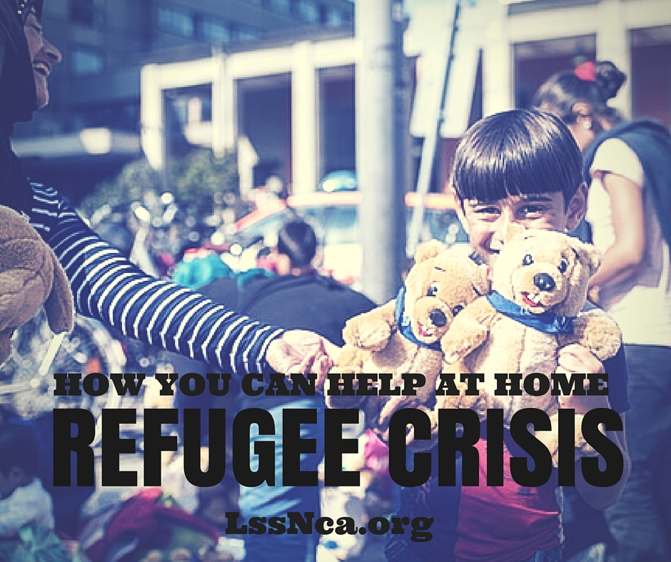 Refugee Crisis How You Can Help At Home Serve Boldly