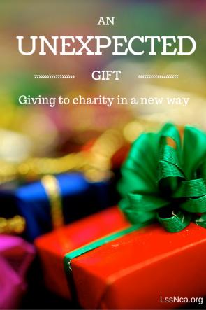 unex[ected gift