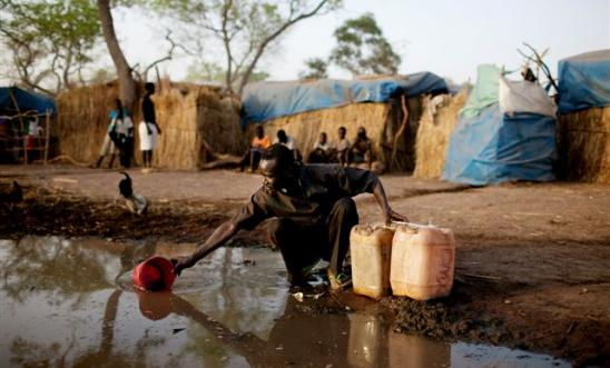 sudan refugee camp