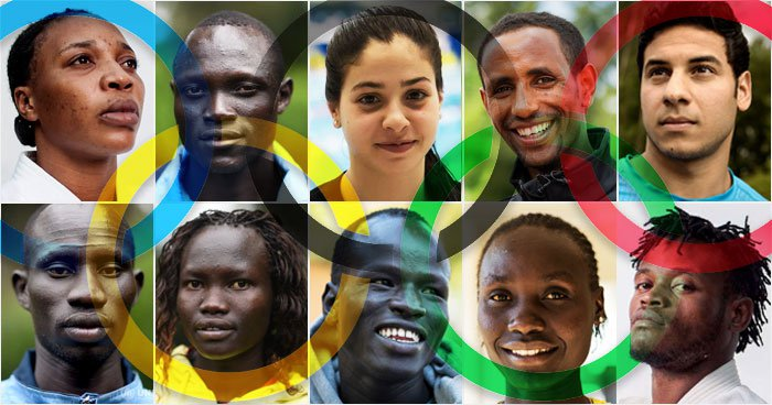 refugee olympic
