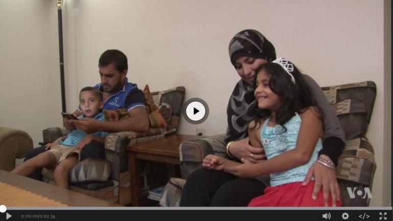syrian-family