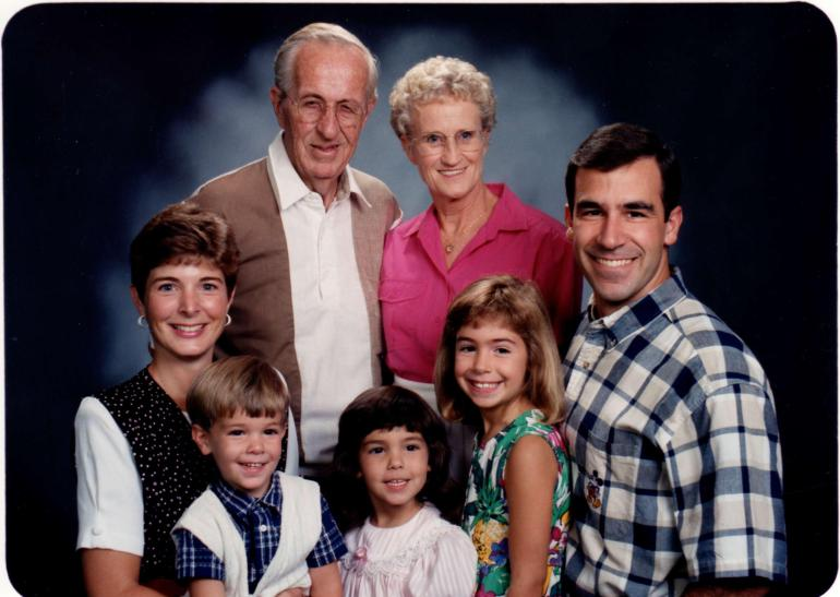 Lori's family